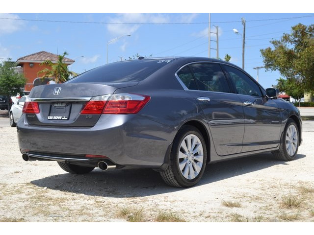 2013 Honda Accord 4D Sedan - 503035W - Image 4