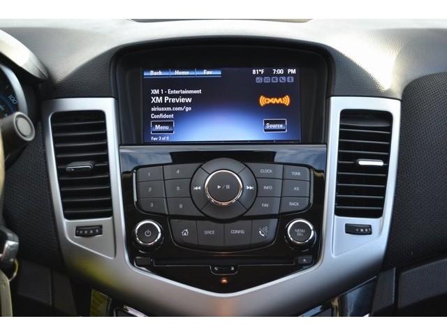 2015 Chevrolet Cruze  4D Sedan  - 203806F - Image 9