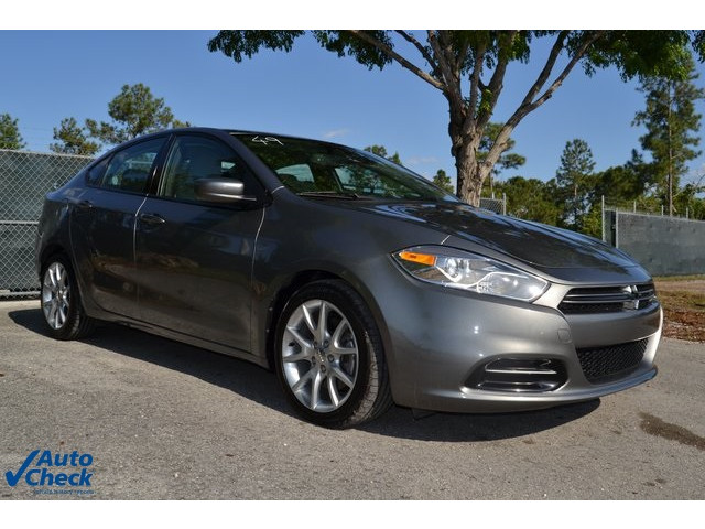2013 Dodge Dart 4D Sedan - 203814F - Image 1