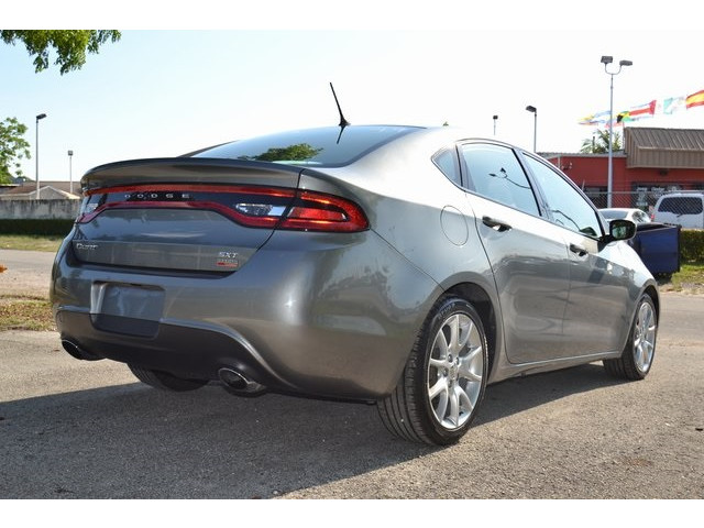 2013 Dodge Dart 4D Sedan - 203814F - Image 4