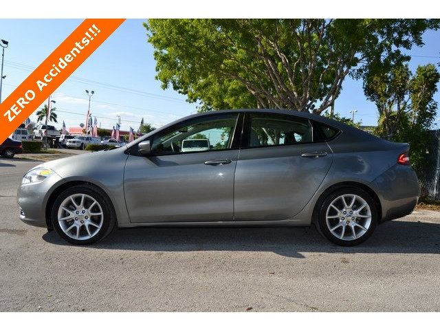 2013 Dodge Dart  4D Sedan  - 203814F - Image 6
