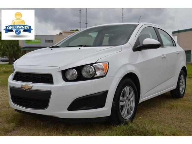 2014 Chevrolet Sonic  4D Sedan  - 203820F - Image 3