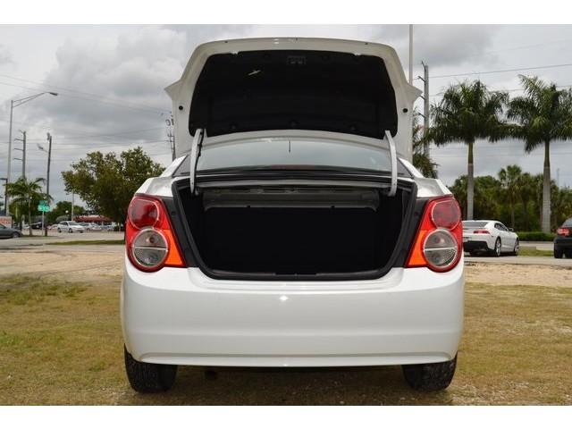 2014 Chevrolet Sonic  4D Sedan  - 203820F - Image 19