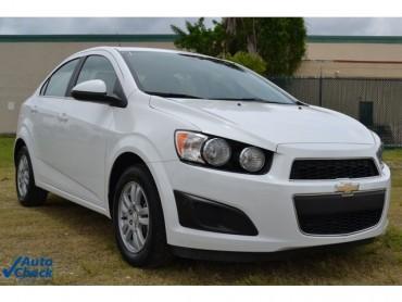2014 Chevrolet Sonic  4D Sedan  - 203820F - Image 1
