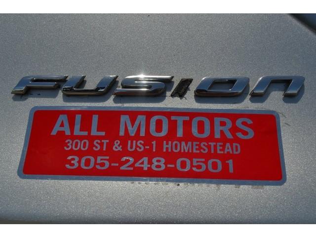 2014 Ford Fusion  4D Sedan  - 203839F - Image 22