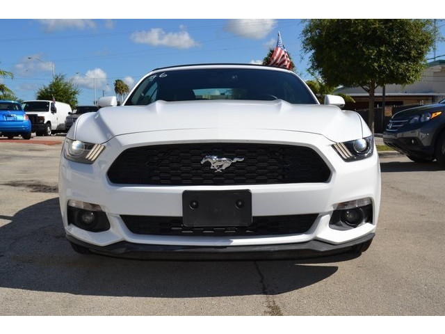 2015 Ford Mustang 2D Convertible - 503103W - Image 2