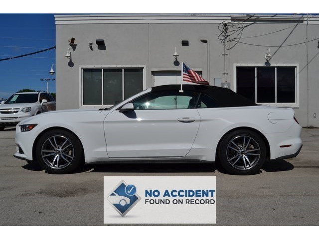 2015 Ford Mustang 2D Convertible - 503103W - Image 5