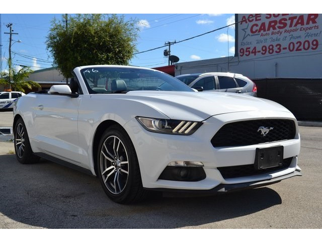 2015 Ford Mustang 2D Convertible - 503103W - Image 23