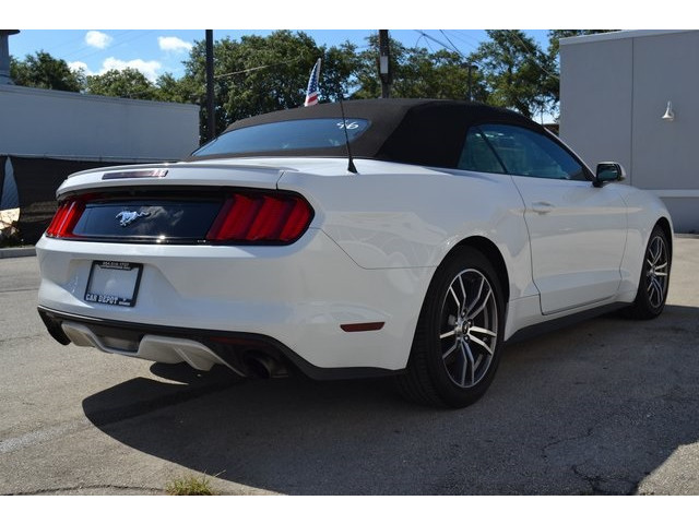 2015 Ford Mustang 2D Convertible - 503103W - Image 4