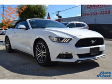 2015 Ford Mustang 2D Convertible - 503103W - Thumbnail 1
