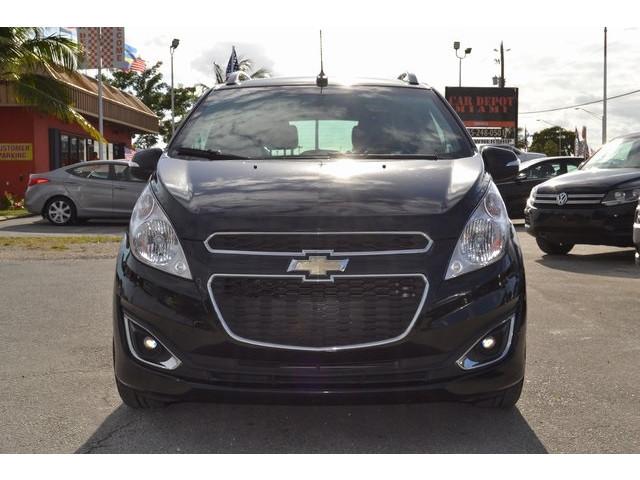 2014 Chevrolet Spark 4D Hatchback - 503368W - Image 2