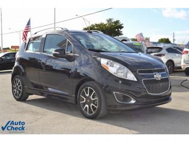 2014 Chevrolet Spark  4D Hatchback  - 503368W - Image 1