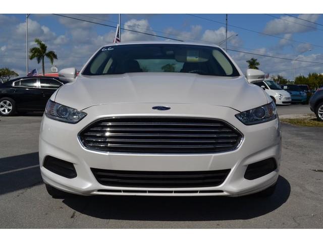 2014 Ford Fusion 4D Sedan - 503398W - Image 2