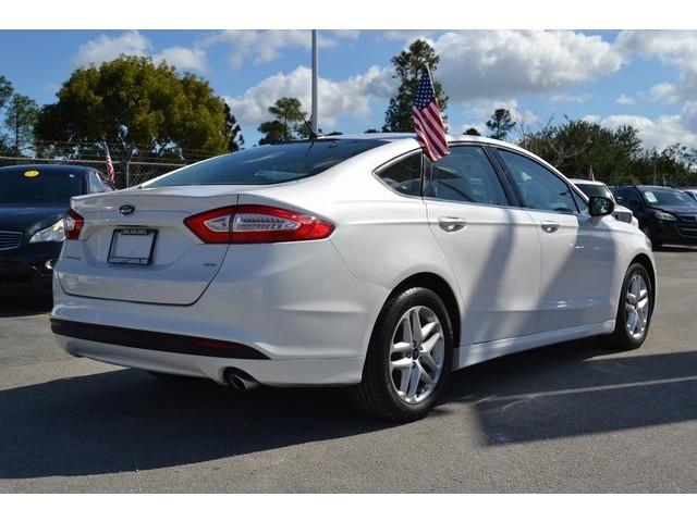 2014 Ford Fusion 4D Sedan - 503398W - Image 4