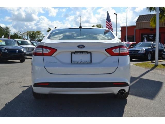 2014 Ford Fusion 4D Sedan - 503398W - Image 5
