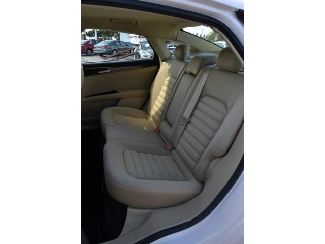 2014 Ford Fusion 4D Sedan - 503398W - Image 8