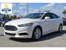 2014 Ford Fusion 4D Sedan - 503398W - Thumbnail 3