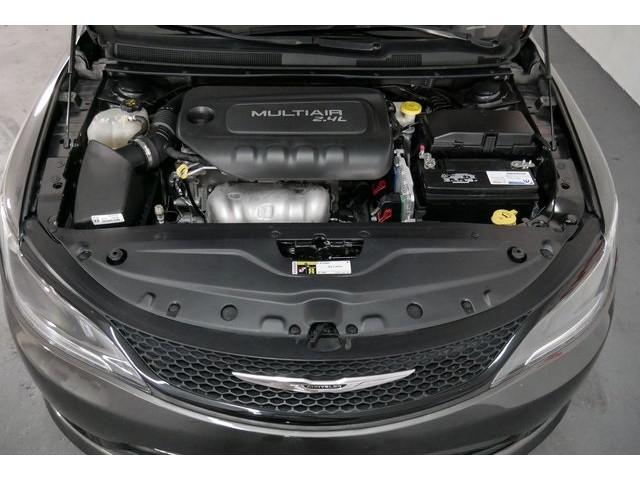 2015 Chrysler 200 4D Sedan - 503639W - Image 10