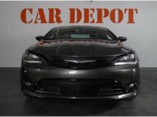 2015 Chrysler 200 4D Sedan - 503639W - Thumbnail 2