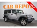 2014 Jeep Wrangler 4D Sport Utility - 503671W - Image 1
