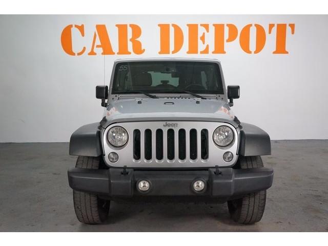 2014 Jeep Wrangler 4D Sport Utility - 503671W - Image 2