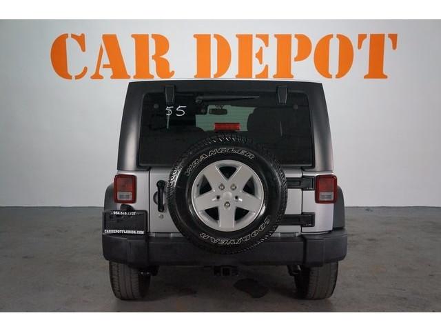 2014 Jeep Wrangler 4D Sport Utility - 503671W - Image 6