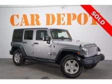 2014 Jeep Wrangler 4D Sport Utility - 503671W - Thumbnail 1