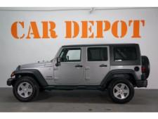 2014 Jeep Wrangler 4D Sport Utility - 503671W - Thumbnail 4