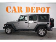 2014 Jeep Wrangler 4D Sport Utility - 503671W - Thumbnail 5