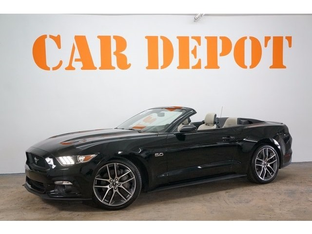 2015 Ford Mustang  2D Convertible  - 503775W - Image 3
