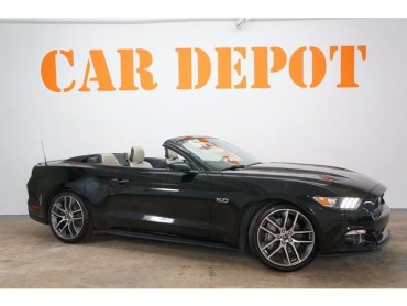 2015 Ford Mustang  2D Convertible  - 503775W - Image 1