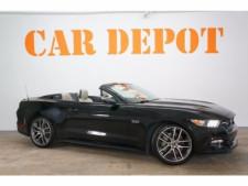 2015 Ford Mustang 2D Convertible - 503775W - Thumbnail 1