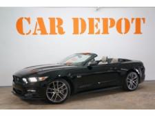 2015 Ford Mustang 2D Convertible - 503775W - Thumbnail 3