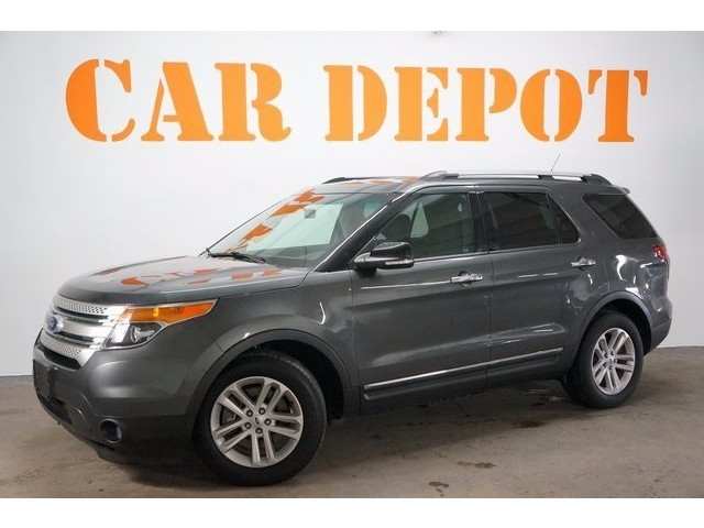 2015 Ford Explorer 4D Sport Utility - 503806W - Image 3