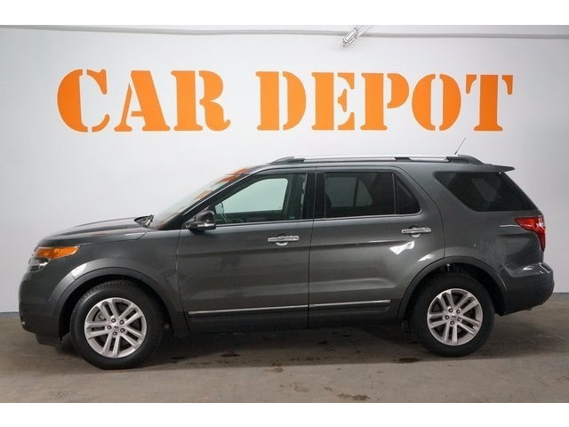 2015 Ford Explorer 4D Sport Utility - 503806W - Image 4
