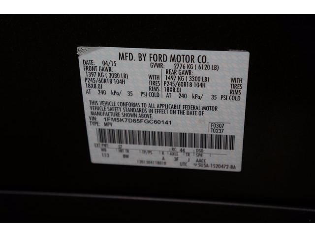 2015 Ford Explorer  4D Sport Utility  - 503806W - Image 40