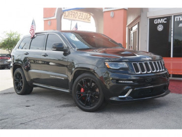 2015 Jeep Grand Cherokee 4D Sport Utility - 503807R - Image 1