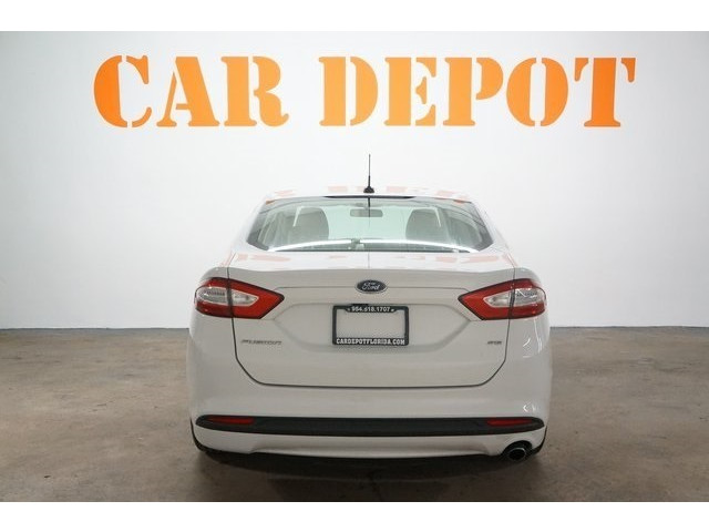 2015 Ford Fusion 4D Sedan - 503865W - Image 6