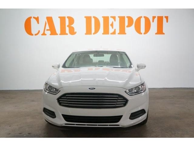 2015 Ford Fusion 4D Sedan - 503865W - Image 2