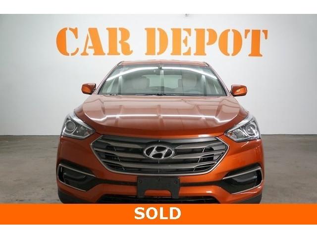 2017 Hyundai Santa Fe Sport 4D Sport Utility - 503900W - Image 2