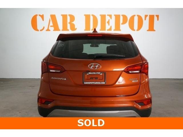 2017 Hyundai Santa Fe Sport 4D Sport Utility - 503900W - Image 6
