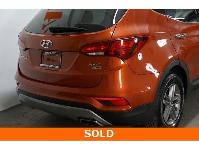 2017 Hyundai Santa Fe Sport 4D Sport Utility - 503900W - Image 12