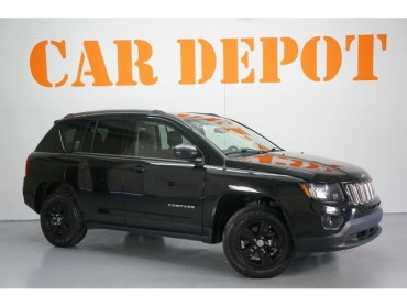 2015 Jeep Compass 4D Sport Utility - 503938W - Image 1