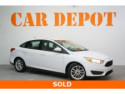 2016 Ford Focus 4D Sedan - 503996R - Image 1