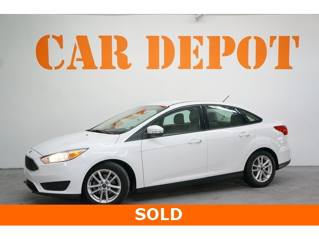 2016 Ford Focus 4D Sedan - 503996R - Image 3