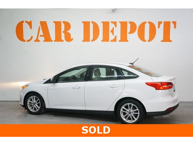 2016 Ford Focus 4D Sedan - 503996R - Image 5