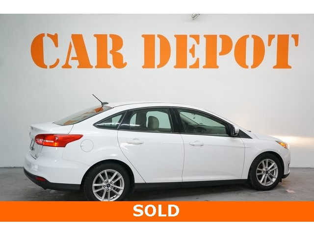 2016 Ford Focus 4D Sedan - 503996R - Image 7