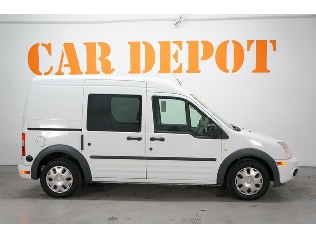 2011 Ford Transit Connect Electric VAN - 504031W - Image 8