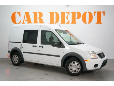 2011 Ford Transit Connect Electric    - 504031W - Image 1