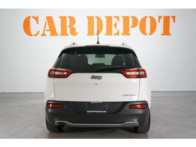 2016 Jeep Cherokee 4D Sport Utility - 504131 - Image 6